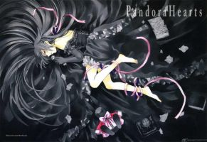 Pandora Hearts wallpaper by LightningFarron165