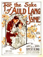 For The Sake Of Auld Lang Syne by peterpulp