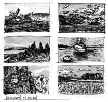 thumbnail studies 080814 by heminder
