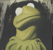 oily frog by pimecomb