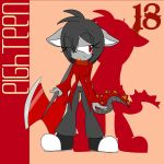 CE: 18 Eighteen by fansonic