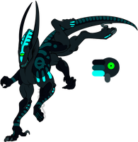 Dragon AUCTION #4 CLOSED :MONEY ONLY: by ANTEROGA