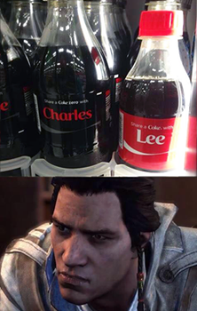 CHARLES LEE!!!! by JohnnyTlad
