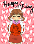 happy vday by yuyufan13