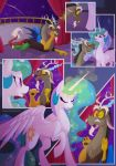 Notte Insonne - Part 5 by FallenInTheDark