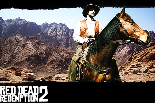 Red Dead Redemption 2 by SolarGlitch
