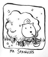 Mr Spangles by Mollinda