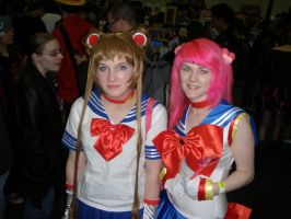 London MCM Anime Expo 3 by Pink-chi