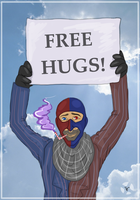 Free hugs! by ChuChucolate