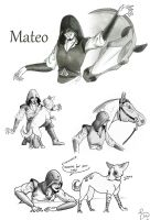 Getting to Know Mateo by WesternSpice