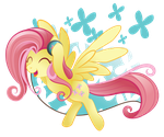 Flutter Rock by SpaceKitty
