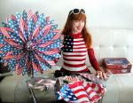 Red, white, blue... Patriotic collection. Part 18 by SOFIAMETALQUEEN