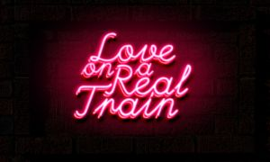 Love on a Real Train by pepperberetta