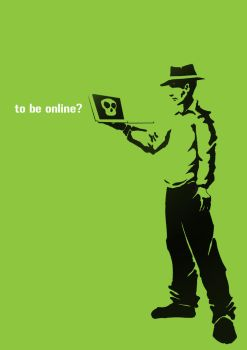 To Be Online? by creat3