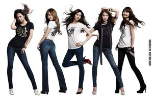 snsd png by Jover-Design