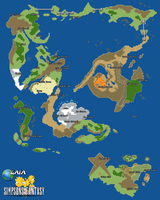 SimpFant: Gaia World Map Beta by Gazmanafc