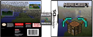 Minecraft: The DS Game by Lopunny1984