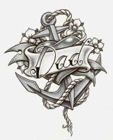 dad anchor by cbader