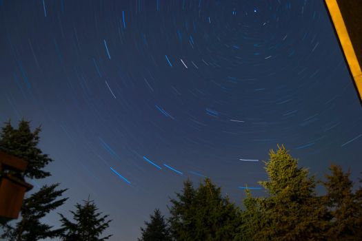 Startrails by DTM-51