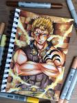 Laxus ~ by psyoul