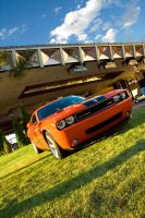 2009 Dodge Challenger by mersades