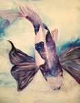 Butterfly Koi by chromareverie