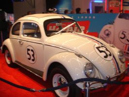 Herbie at the Auto RAI 07 by dj-voyager