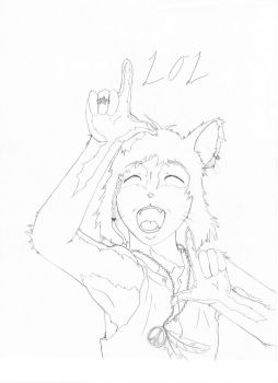 LOL Wolf by DJVinylScratchPON-3
