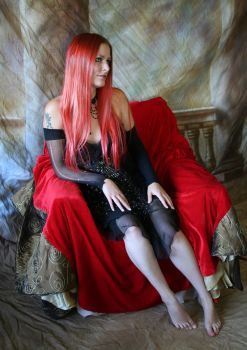 Lounging 3 by mizzd-stock