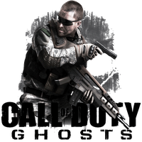 Call Of Duty Ghosts Icon by yrod1980