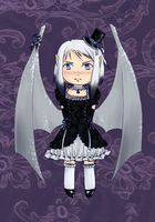 Gothic Lolita Laeral by Lorien077