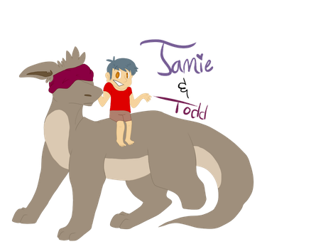 Jamie and Todd by SafetyPin321