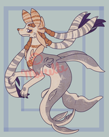 Sea Dog - Auction [CLOSED] by Maecelle