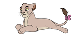 Gift cub 14 ( Nala15 ) by Claire-Cooper