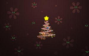 Christmas Tree by chamirra