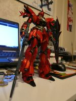 MG Sinanju WIP 9 by Lord-Plankton