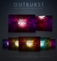 Outburst Backgrounds by ibRC