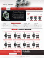 Replica Watches by: Hixon by WebMagic