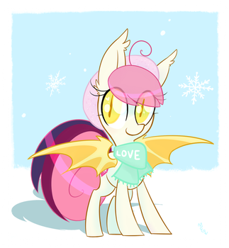 Ready for Winter by Hollulu