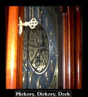 Hickory Dickory Dock by faerykisses