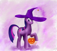 Twilight's Halloween by Revealdance19