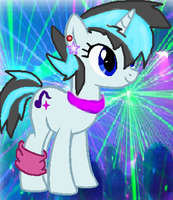 Strobe Lights by Paige-the-unicorn
