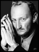 Robert Englund- Mr Krueger by Sheridan-J