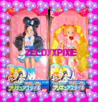 PRETTY CURE DOLL LOT FOR SALE by shesxmagic