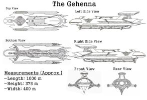 The Gehenna by ApolloNui