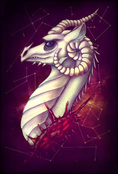 The Carrion Constellation by Varjopihlaja