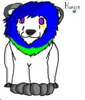 Lion Adopt OPEN by TheAdoptShop