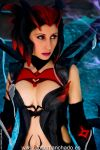 Elise Cosplay. League of Legends. by Morganita86