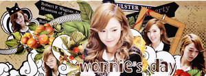 Wonnie's Day by lovefany96