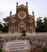 The Cathedral of St. Antoine by rbnsncrs